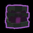 Poison Construct Helmet