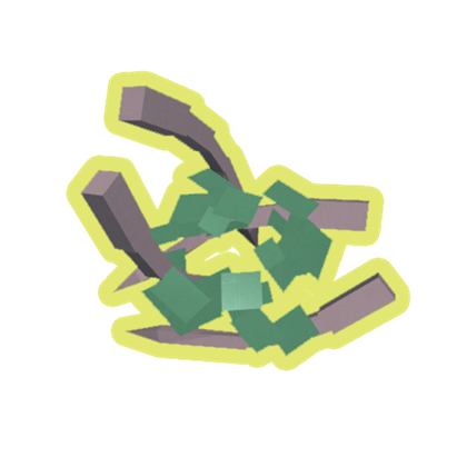 Leafy Mandibles