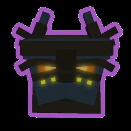 Darkwood Warrior Helmet