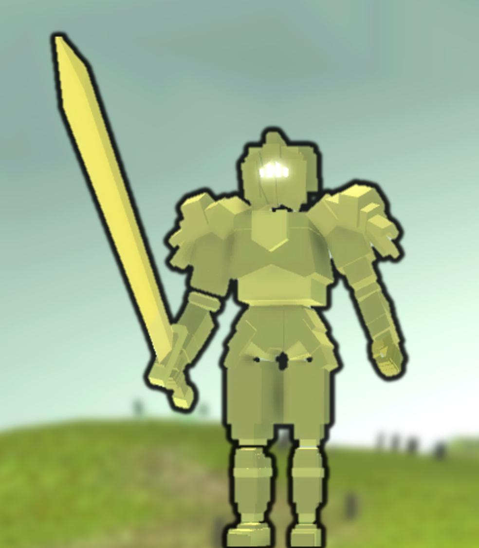 Ancient Golden Knight Fantastic Frontier Roblox Wiki Fandom