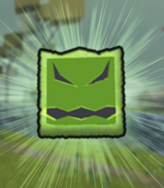 Green Ghost Card Image