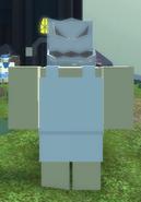 GhostMaskAvatar