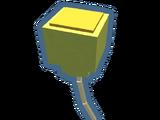 Yellow Balloon Mushroom