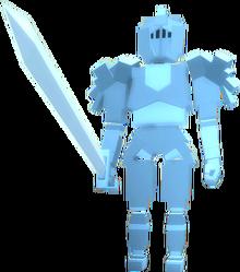 Ancient Titanium Knight