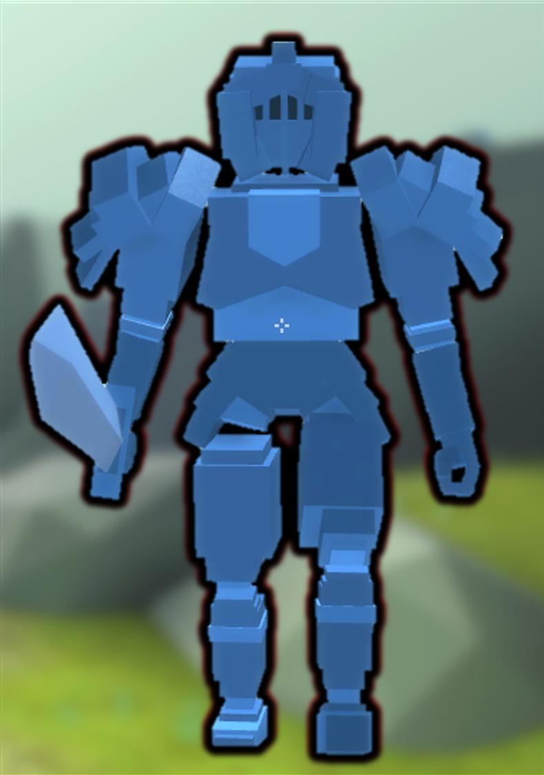 Ancient Cobalt Knight Fantastic Frontier Roblox Wiki Fandom