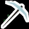 Titanium Pickaxe