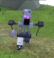 Otherworldly Dollhunter