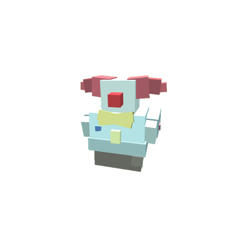 TinyClownDoll