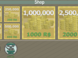 Robux Shop