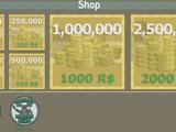 Robux Shop