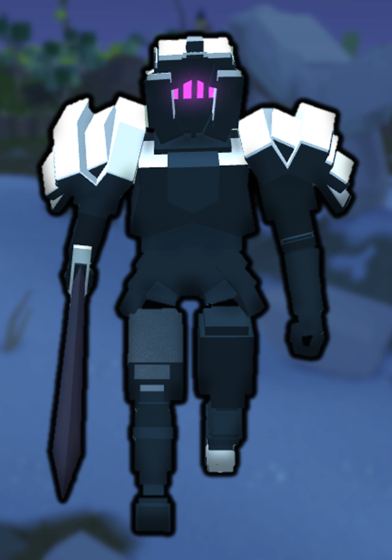 Ancient Onyx Knight Fantastic Frontier Roblox Wiki Fandom