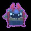 Plain Fishmask