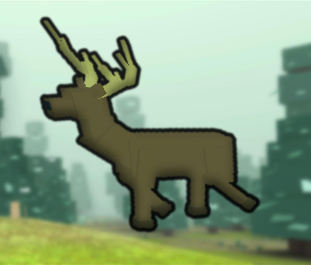 Deer | Fantastic Frontier -Roblox Wiki | FANDOM powered by ...