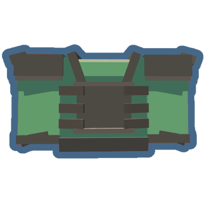 Woodland Ranger Torso