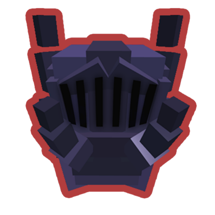 Void Lord Helmet Large