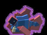Imposter Blue Ogrefish