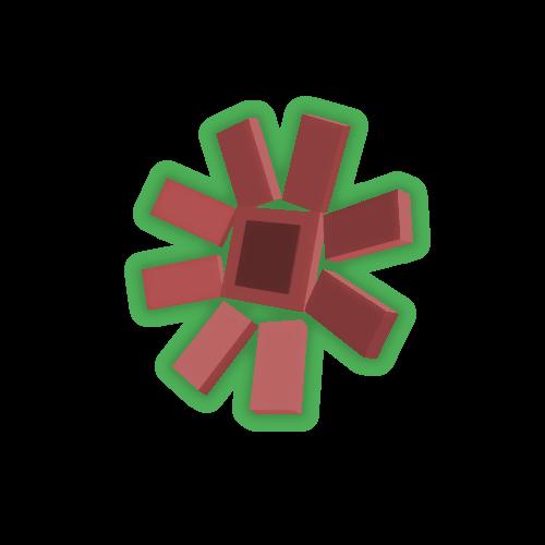 RedSunflowerTop
