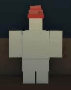 RedBeanieAvatar