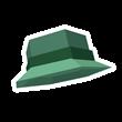 Green Angler's Hat