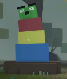 Toyblock Spitter