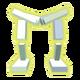 Skeleton Legs