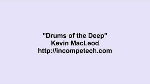 Kevin MacLeod ~ Drums of the Deep