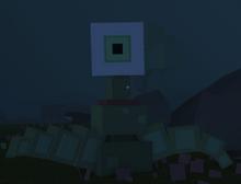 Eyeball Alien