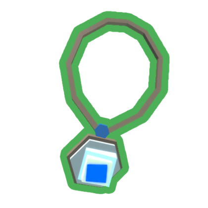Blue Eye Amulet