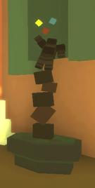 TT-Symbolic Statue