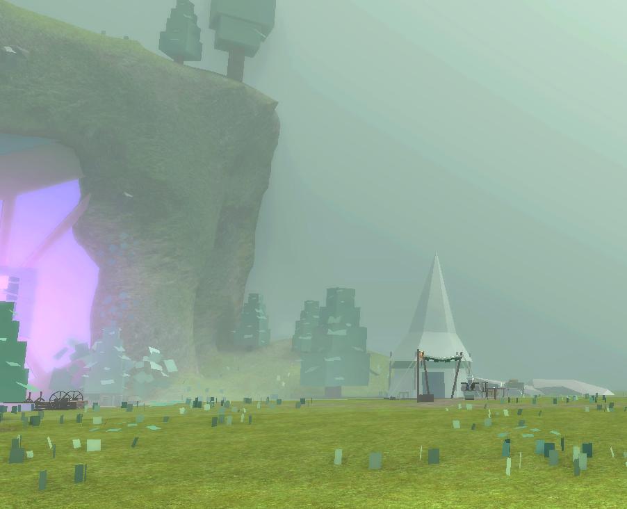 Petrified Grassland | Fantastic Frontier -Roblox Wiki ...