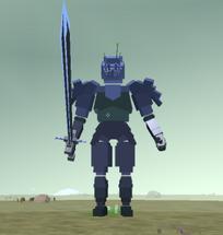 Otherworldly Knight
