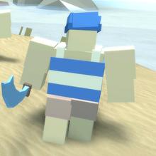 Blue Pirate