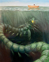 Vietnam-cryptid-centipede-sea-monster