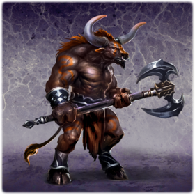Dungeon Minotaur