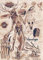 Wendigo anatomy study by kway100 dca9q86-fullview