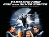 Fantastic Four: Rise of the Silver Surfer (Soundtrack)