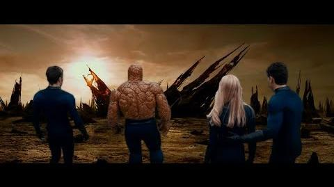 Fantastic Four 3 The Negative Zone Teaser Trailer