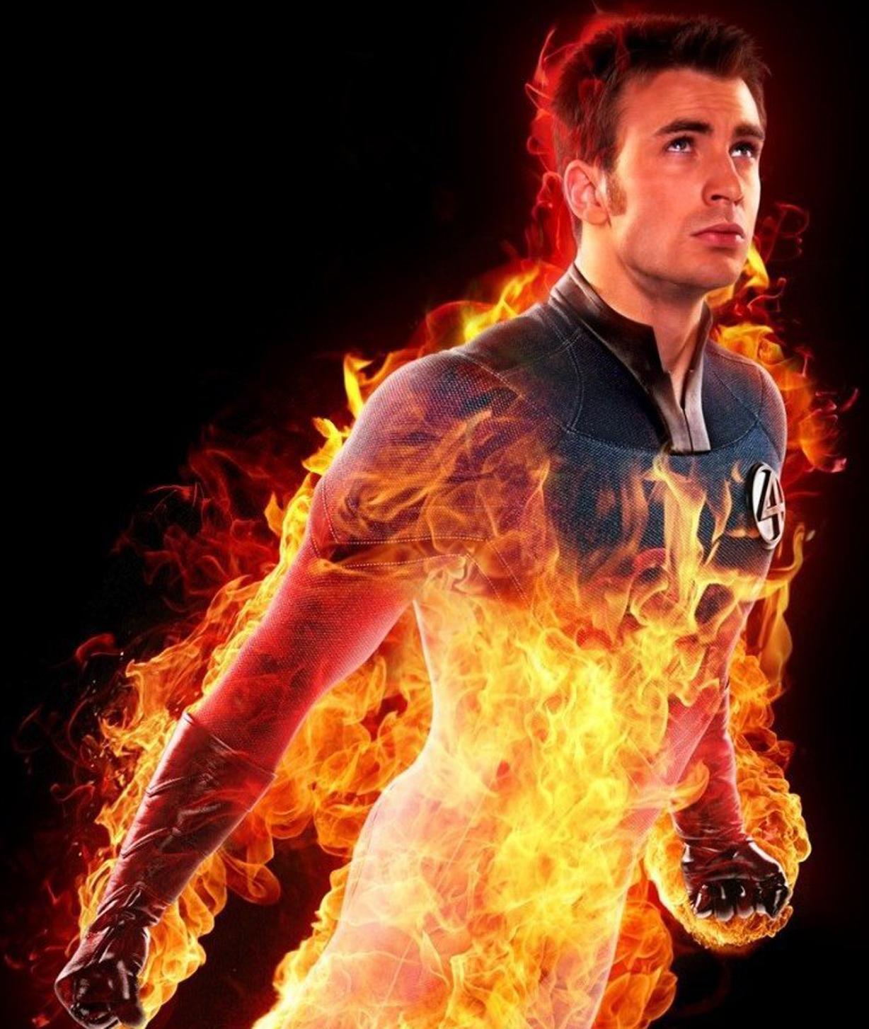 Human Torch (Story ser...