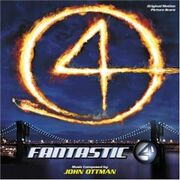 Fantastic Four Soundtrack