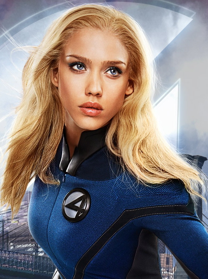 Invisible Woman Leather Jacket | Fantastic Four Jacket