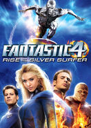 Fantastic four rise of the silver surfer dvd