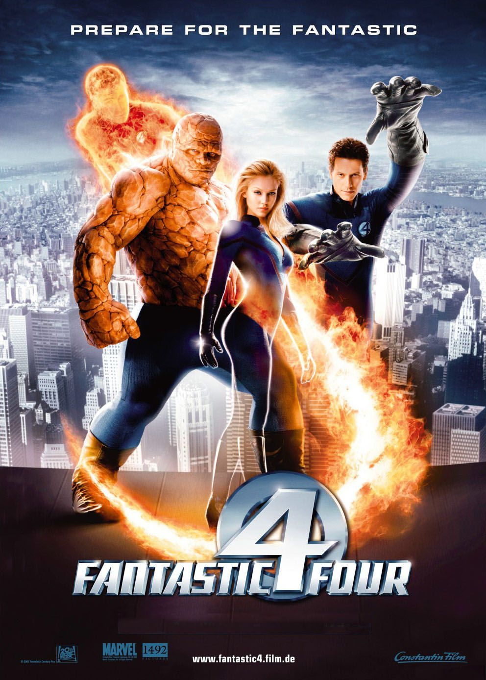 Fantastic Four (2018 film) | Marvel Movies Fanon Wiki ...