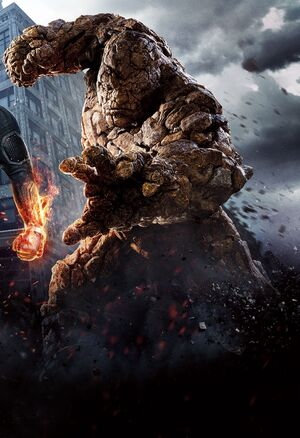 The Thing 2015 poster crop