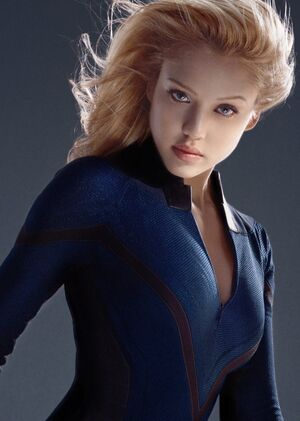 Invisible Woman promo