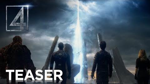 Fantastic Four Official Teaser Trailer HD 20th Century FOX