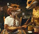 Mr. Fox's Father