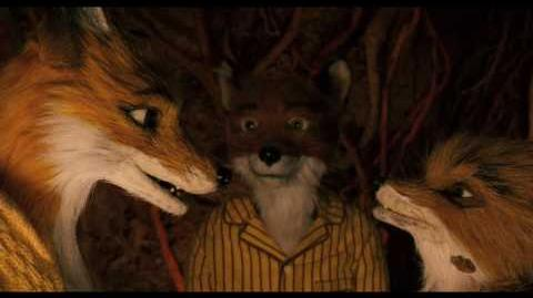 FANTASTIC MR. FOX - official trailer