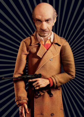 Bean Fantastic Mr Fox Wiki Fandom