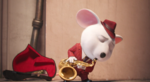 Mike Playing Trumpet