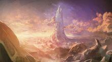 Dreamworld mountains